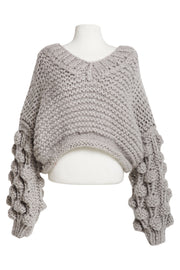 Sue Chunky Knit Sweater-2 Colors