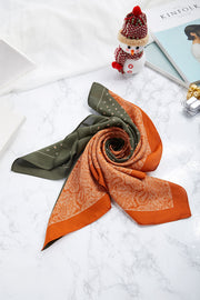 Paisley Print Scarf-2 Colors