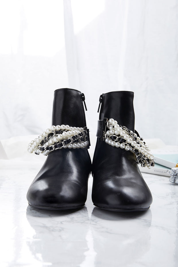 Josephine Pearl Boots