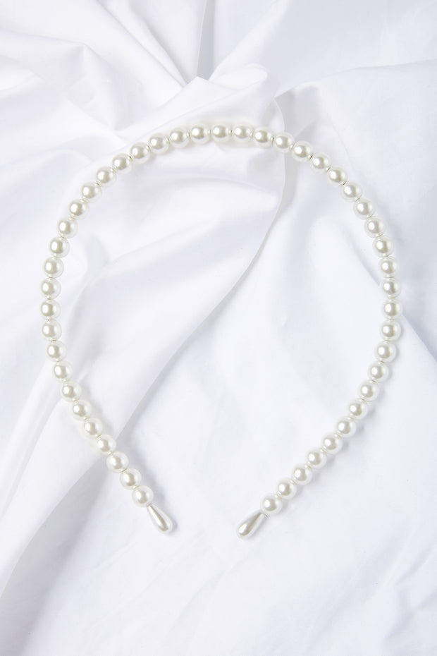 storets.com Pearl Beaded Headband