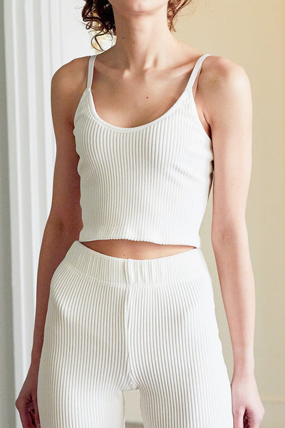 Phoebe Ribbed Cami Top