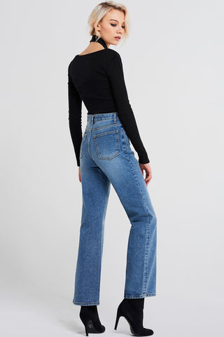 Janice High Rise Jeans