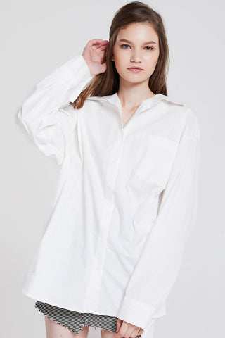 Irene Pocket Shirt-3 Colors