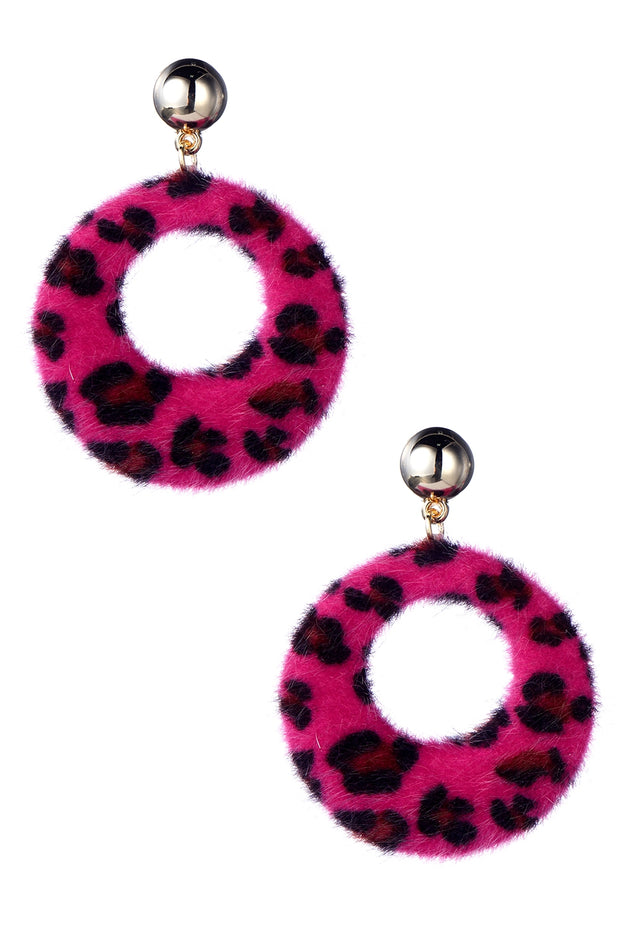 Felin Circle Earrings