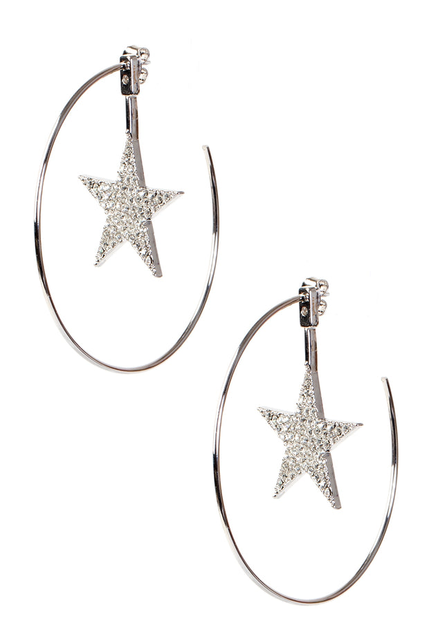Star Orbit Earrings