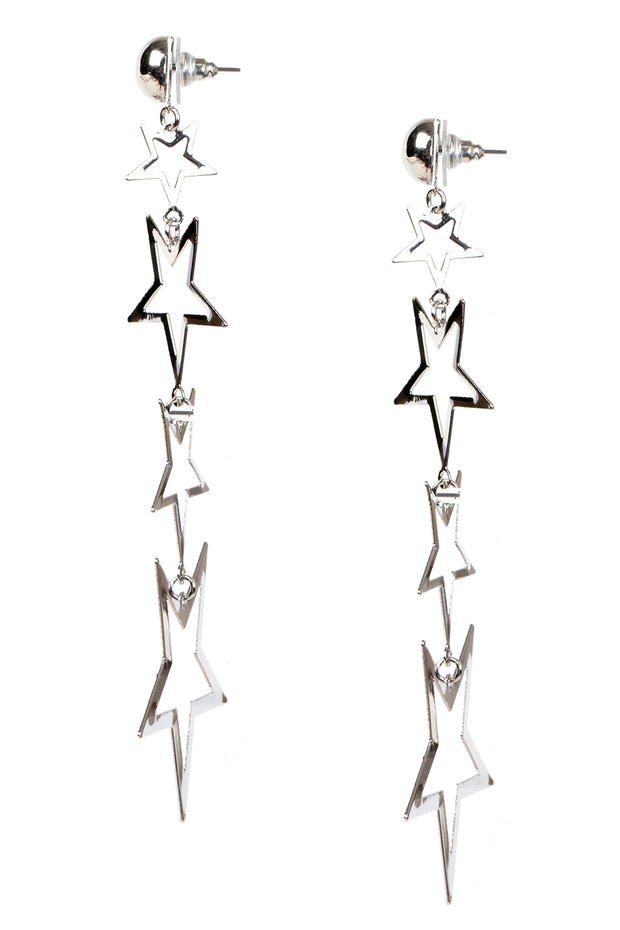 storets.com Star Trio Earrings