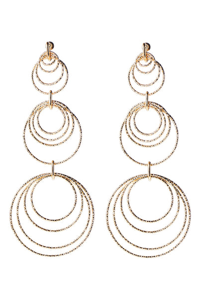 storets.com Circle Circle Double Earrings