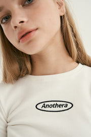 [ANOTHERA] Crop T-shirt