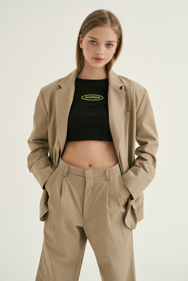 [ANOTHERA] Classic Cotton Jacket