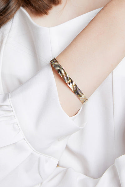 Lattice Etched Cuff
