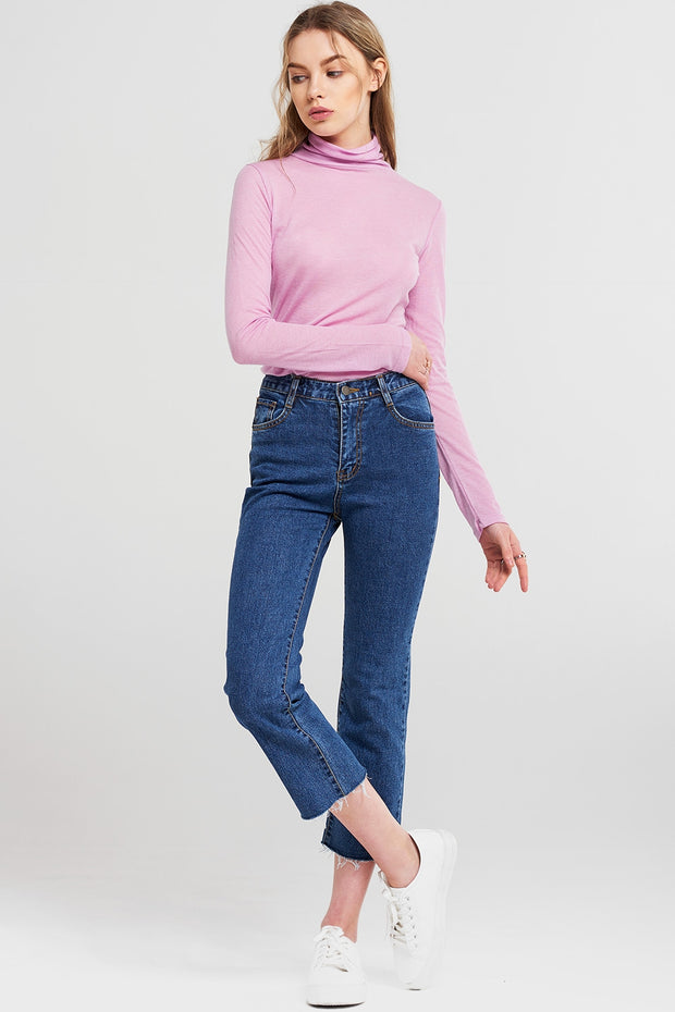 Aaliyah Cropped Jeans