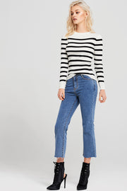 Storets  Aaliyah Cropped Jeans