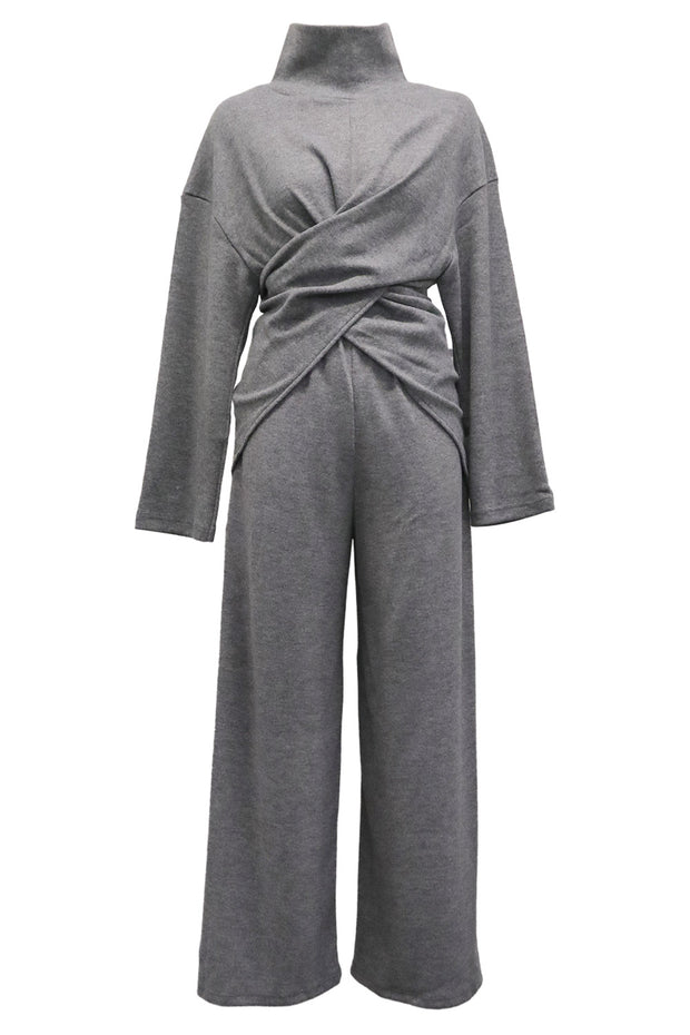 storets.com Charlotte Twist Wrap Knit 2-Piece Set