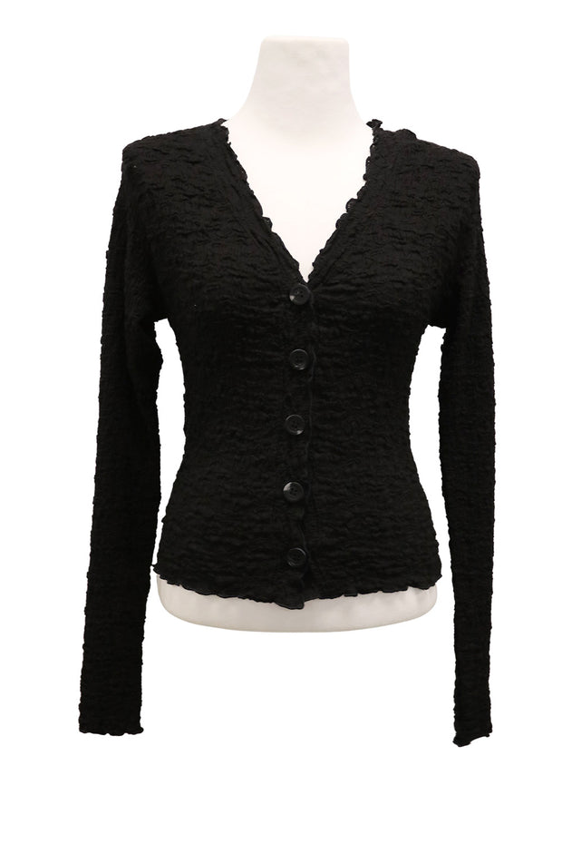 storets.com Katie Textured Slim Fit Cardigan