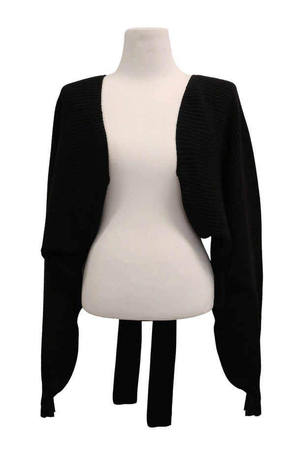 storets.com Sydney Open Back Ribbed Cardigan