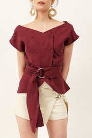 Trea Blouse jacket