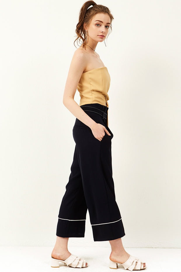 storets.com Diana Belted High Waist Pants