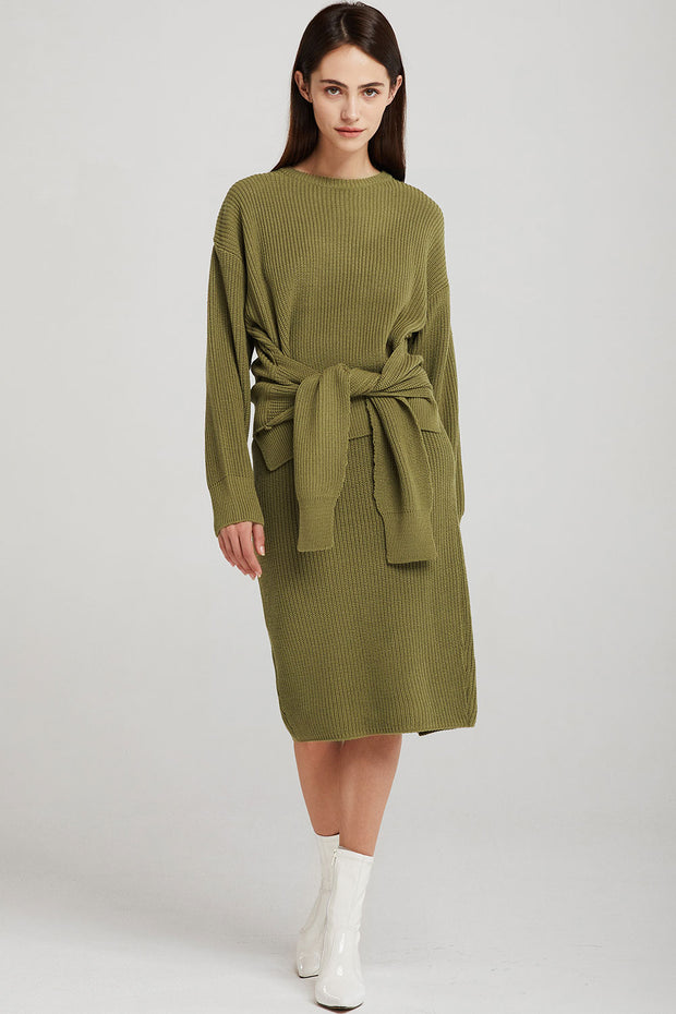 storets.com Eva Rib-Knit 2-Piece Set