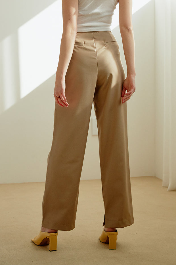 Avery Pintuck Pants