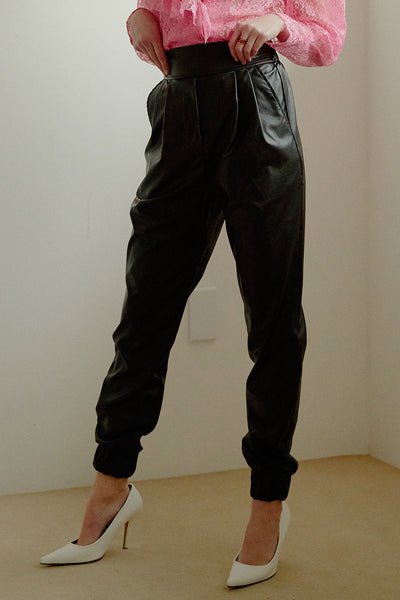 Legacy Pleather Joggers