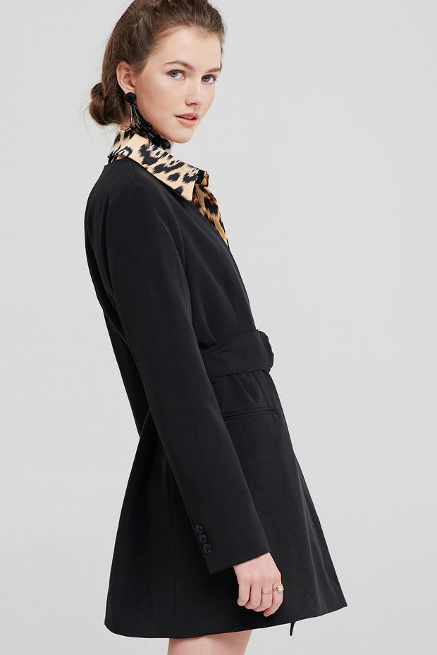 Waverly Long V Jacket
