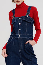 Florence Denim Jumpsuit
