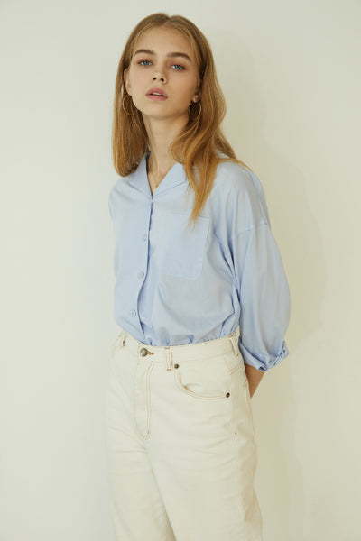 [ANEDIT] P OP Collar Shirt_SB