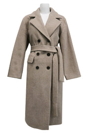 storets.com Noa Double Breasted Maxi Coat