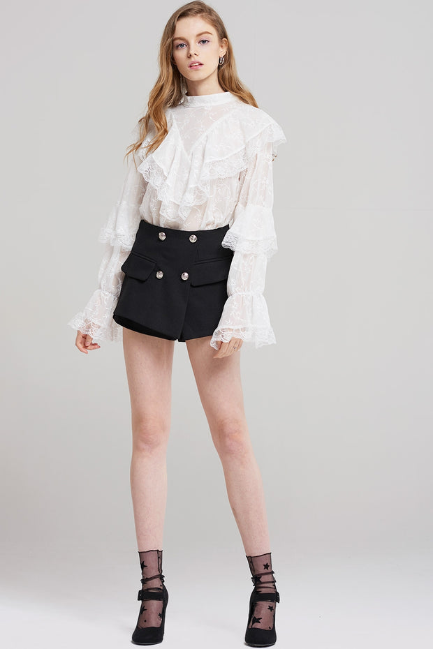 Stella Flap Pocket Skort