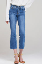storets.com Eva Wide Boot Cut Jeans