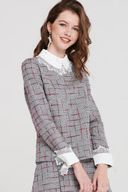 Gretchen Lined Around Blouse