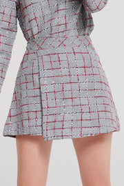 Gretchen Lined Around Skort