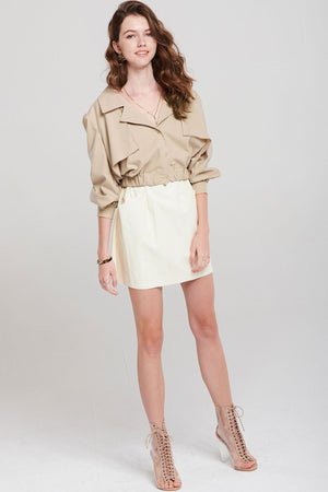 Kimora Notched Blouse