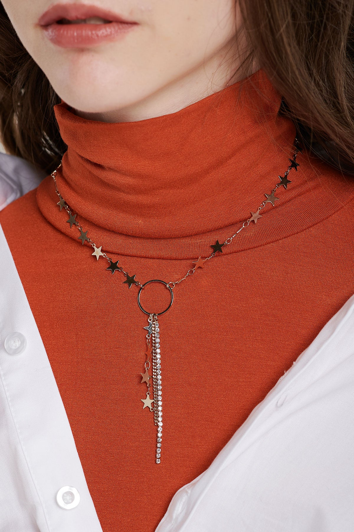 Star Layer Necklace