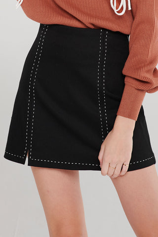 Kate Stitched Skirt