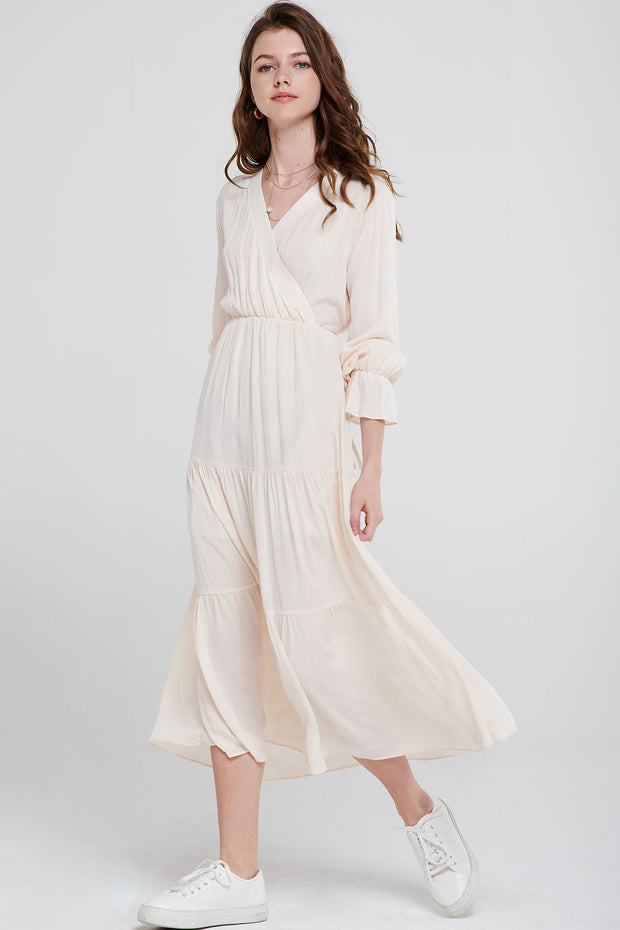 Rala Tiered Maxi Dress