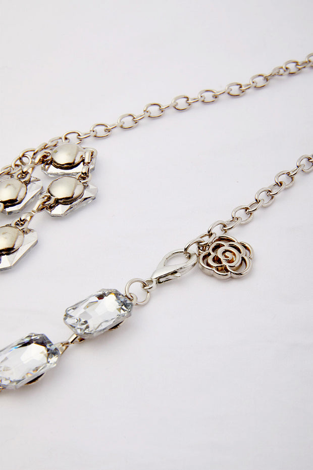 Crystal Chain Belt