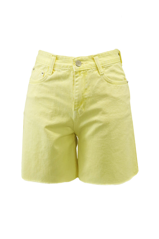 storets.com Amy Raw Edge Shorts