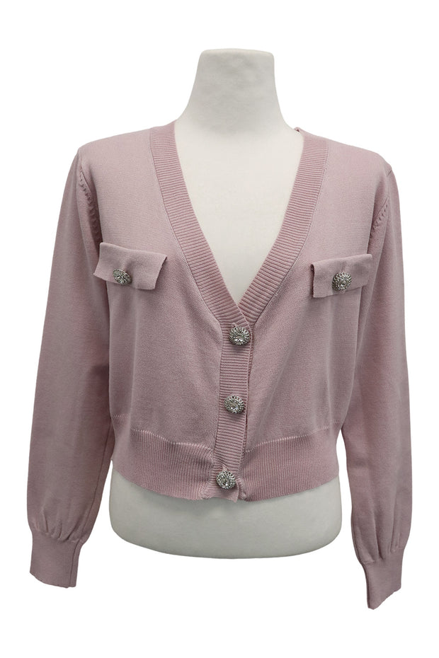 storets.com Lucy Embellished Knit Cardigan