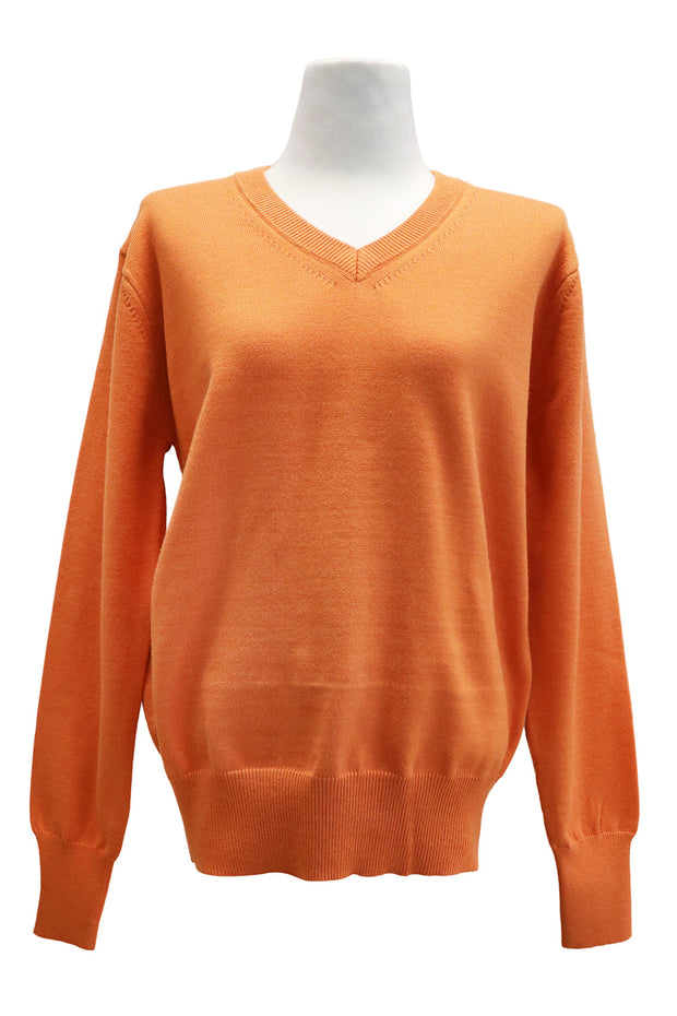 Charlotte V-Neck Knit Top