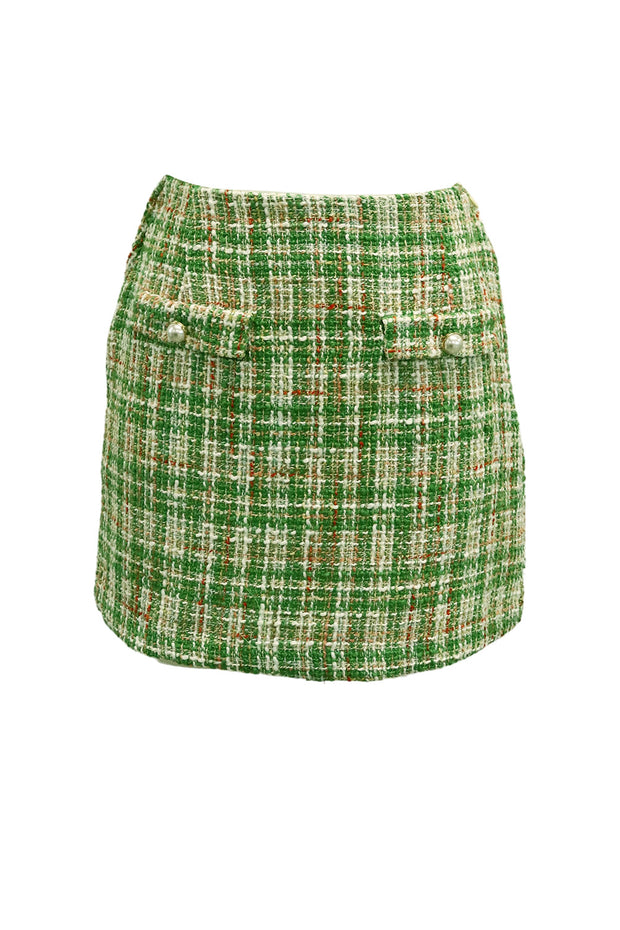 storets.com Ellie Tweed Skirt