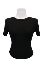 storets.com Mavis Ribbed Crop Top