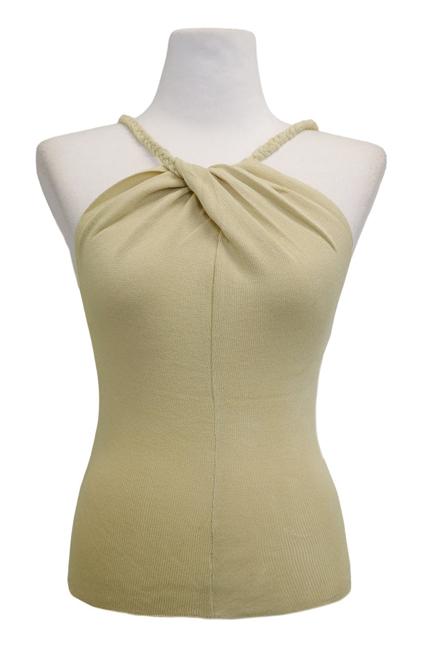 storets.com Keyla Twist Halter Neck Top