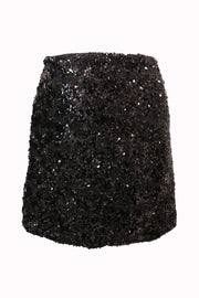 storets.com Lena Sequin Mini Skirt