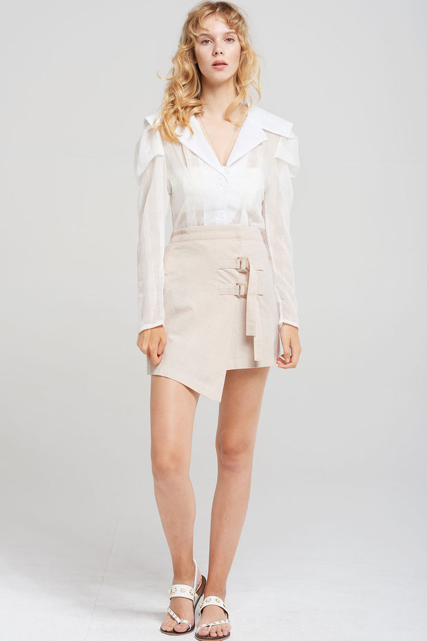 storets.com Karlie Sailor Collar Blouse