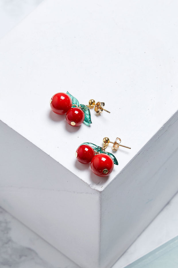 storets.com Cherry Berry Earrings