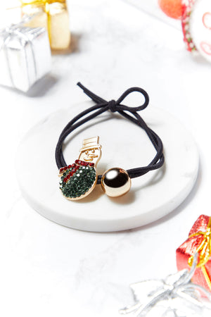 Amelia Holiday Hair Tie