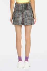 Stella Tweed Mini Skirt