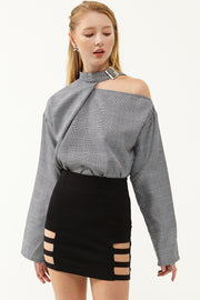 storets.com Adira Cut Out Skirt