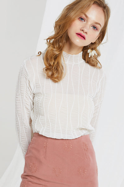 Ellie Double Layer Blouse